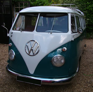 VW 15 window Split Screen camper for sale